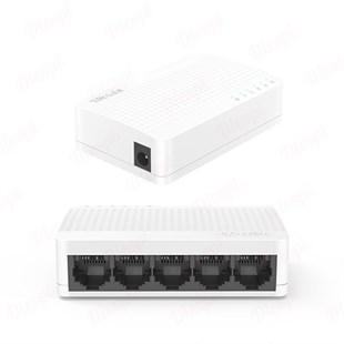 Tenda S105 V2 5Port 10/100 Switch